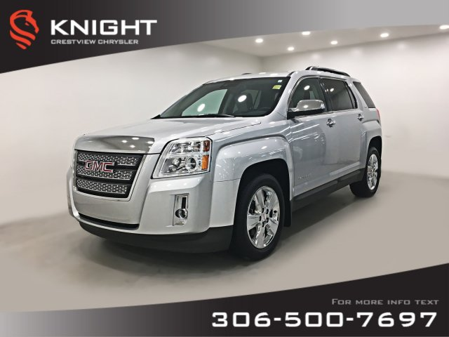 Certified Pre-Owned 2014 GMC Terrain SLT AWD | Leather | Sunroof