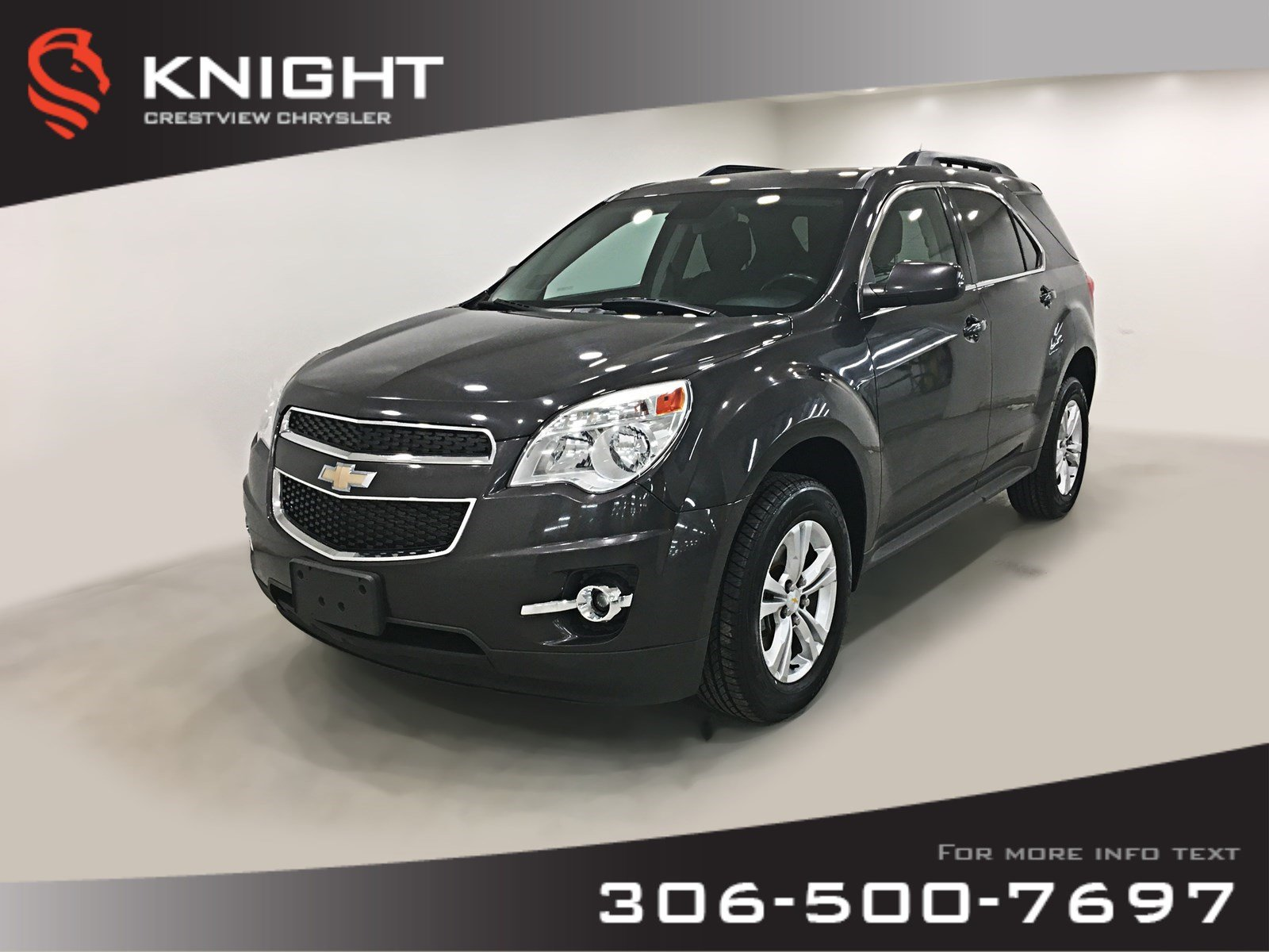 Pre-Owned 2013 Chevrolet Equinox LT AWD | Heated Seats | Remote Start