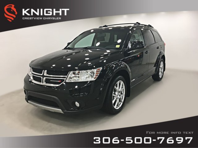 Certified Pre-Owned 2015 Dodge Journey SXT V6 | Heated Seats | Remote Start