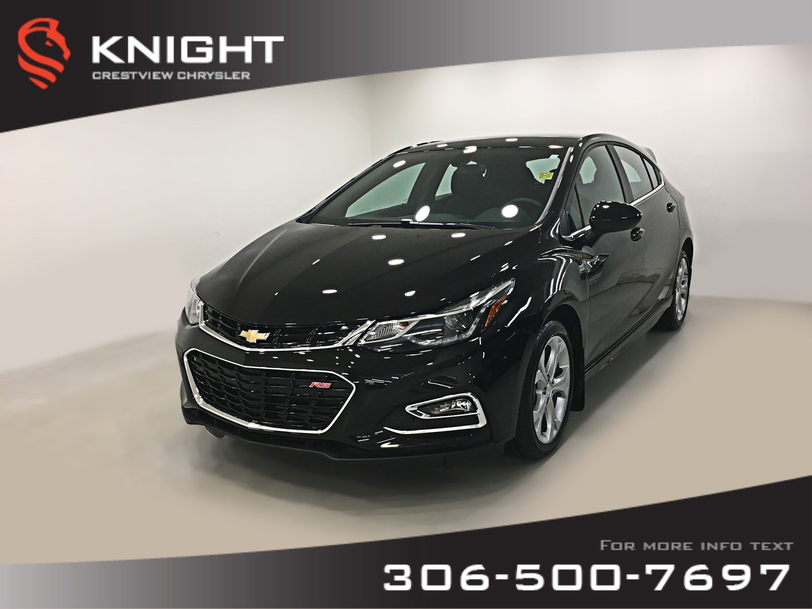 Pre-Owned 2018 Chevrolet Cruze LT | Heated Seats | Remote Start