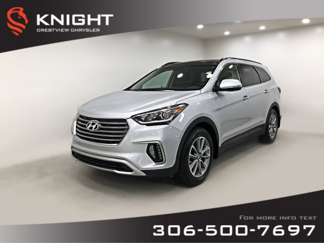 Certified Pre-Owned 2017 Hyundai Santa Fe XL Limited AWD | Leather | Sunroof | Navigation