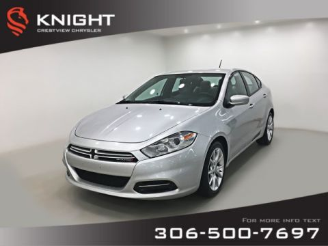 Certified Pre-Owned 2013 Dodge Dart SXT