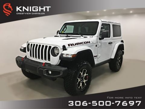 New 2018 Jeep Wrangler Rubicon Turbo | Navigation