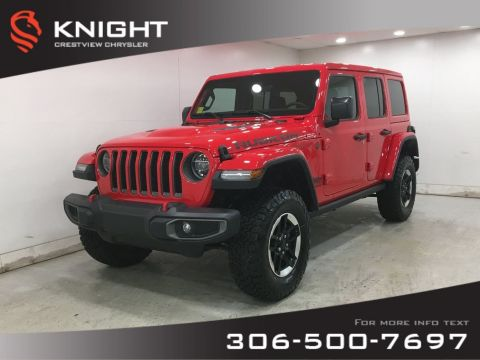 New 2020 Jeep Wrangler Unlimited Rubicon | Navigation | Remote Start