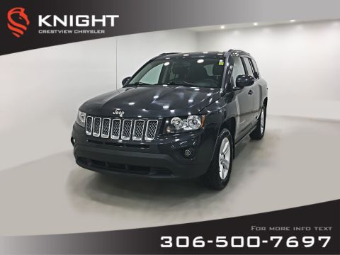 Pre-Owned 2016 Jeep Compass North 4x4