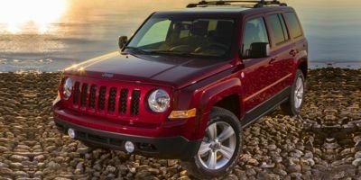 Certified Pre-Owned 2015 Jeep Patriot North