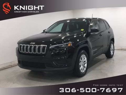 Certified Pre-Owned 2019 Jeep Cherokee Sport 4x4