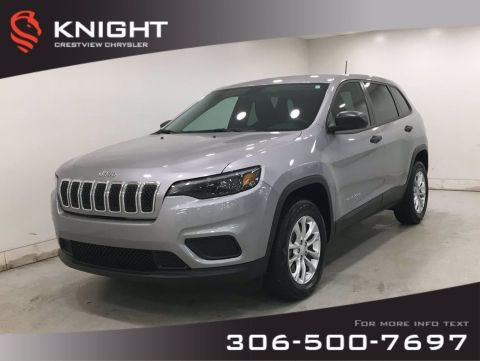 Certified Pre-Owned 2019 Jeep Cherokee Sport 4x4 V6