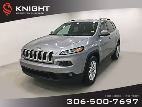 Certified Pre-Owned 2016 Jeep Cherokee North 4x4
