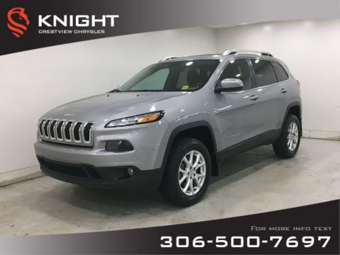 Certified Pre-Owned 2014 Jeep Cherokee North 4x4 V6 | Panoramic Sunroof