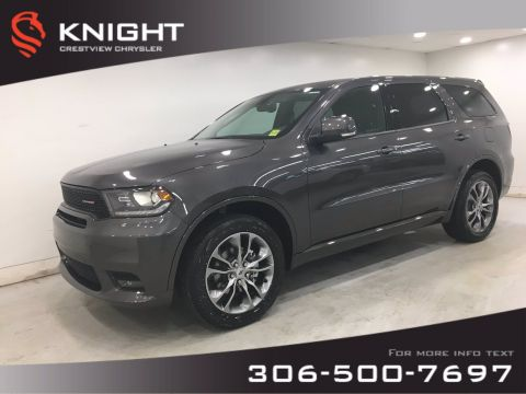 New 2020 Dodge Durango GT AWD | Leather | Sunroof | DVD | Navigation