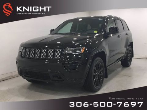 New 2020 Jeep Grand Cherokee Altitude | Leather | Sunroof | Navigation |