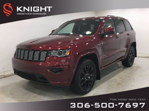 New 2020 Jeep Grand Cherokee Altitude | Leather | Sunroof | Navigation