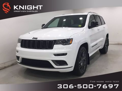 New 2020 Jeep Grand Cherokee Limited X | Leather | Sunroof | Navigation |