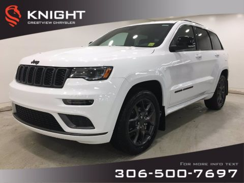 New 2020 Jeep Grand Cherokee Limited X V6 | Sunroof | Navigation