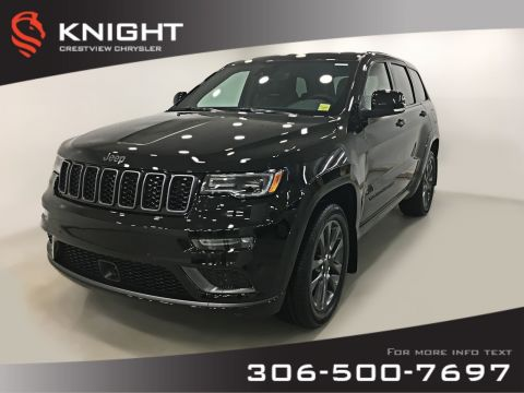 New 2019 Jeep Grand Cherokee High Altitude V6 | Sunroof | Navigation
