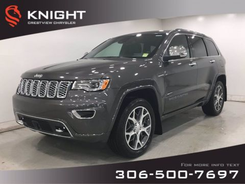 New 2020 Jeep Grand Cherokee Overland | Leather | ProTech Group | Sunroof | Navigation |