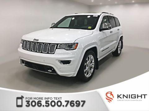 New 2019 Jeep Grand Cherokee Overland V6 | Sunroof | Navigation