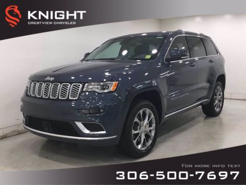 New 2020 Jeep Grand Cherokee Summit V8 | Leather | Premium Plus |
