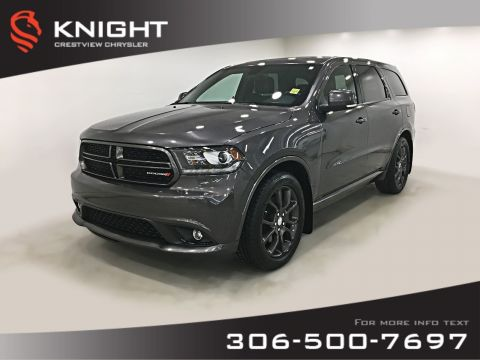 Certified Pre-Owned 2017 Dodge Durango R/T AWD | Sunroof