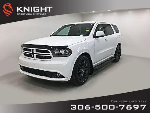 Pre-Owned 2016 Dodge Durango R/T AWD | Navigation | Remote Start