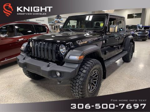 New 2020 Jeep Gladiator Sport S | Lift Kit | New Wheels and Tires | Heated Seats and Steering Wheel