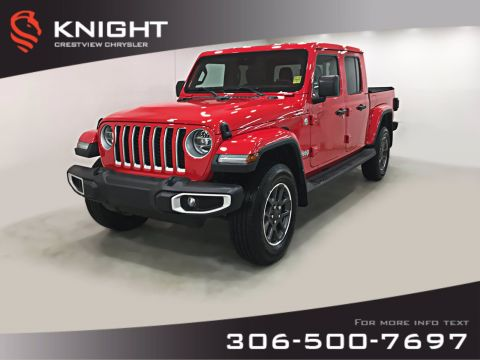 New 2020 Jeep Gladiator Overland | Navigation | Remote Start