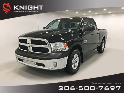 Certified Pre-Owned 2013 Ram 1500 SXT Quad Cab V6