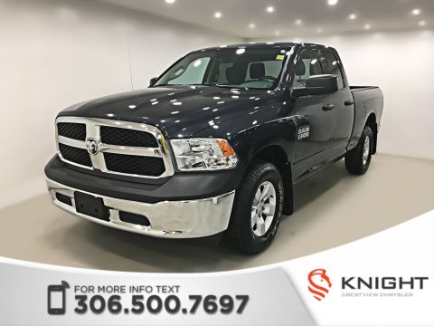 Certified Pre-Owned 2016 Ram 1500 SXT Quad Cab V6 | Remote Start System