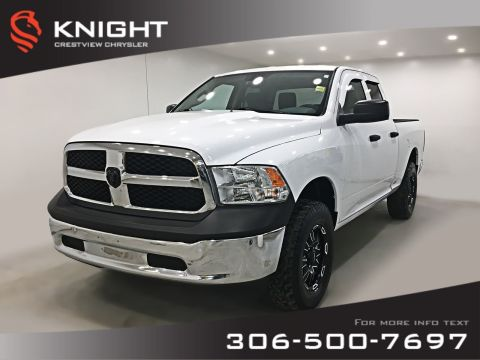 Pre-Owned 2013 Ram 1500 SXT Quad Cab | Remote Start
