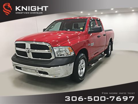 Certified Pre-Owned 2014 Ram 1500 ST Quad Cab