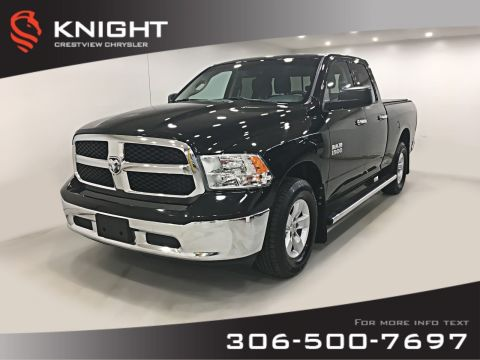 Pre-Owned 2014 Ram 1500 SLT Quad Cab V6 | Remote Start