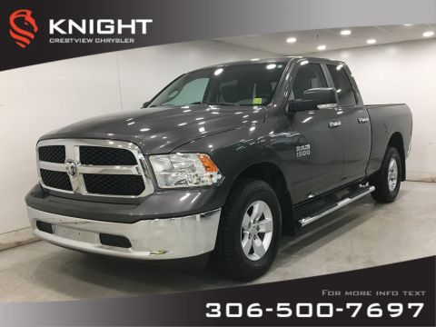 Certified Pre-Owned 2015 Ram 1500 SLT Quad Cab V6
