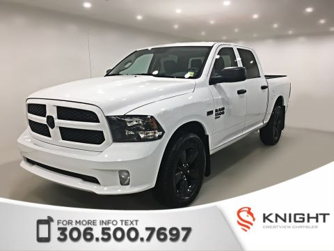 New 2019 Ram 1500 Classic Express Blackout Crew Cab
