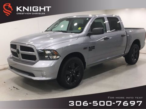 Certified Pre-Owned 2019 Ram 1500 Classic Express Blackout Crew Cab