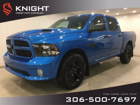 New 2020 Ram 1500 Classic Express Crew Cab | 8.4 Touchscreen | Back-up Camera