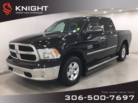 Pre-Owned 2015 Ram 1500 SLT Crew Cab | Sunroof |
