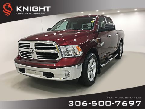Pre-Owned 2016 Ram 1500 SLT Crew Cab EcoDiesel | Heated Seats and Steering Wheel | Remote Start