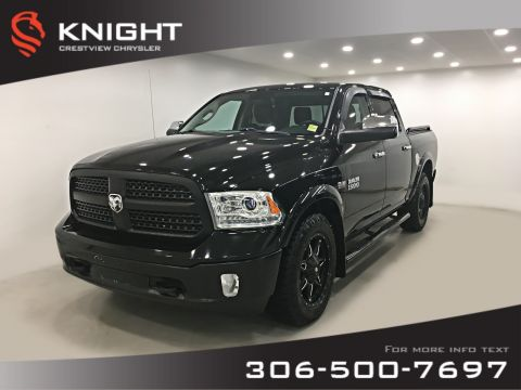 Certified Pre-Owned 2013 Ram 1500 Laramie Crew Cab | Navigation | Remote Start
