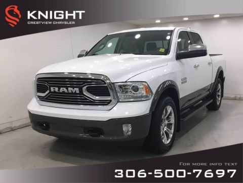Certified Pre-Owned 2018 Ram 1500 Longhorn Special Edition Crew Cab