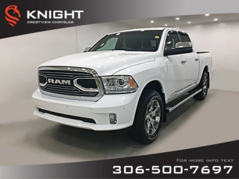Certified Pre-Owned 2017 Ram 1500 Limited Crew Cab | Sunroof | Navigation