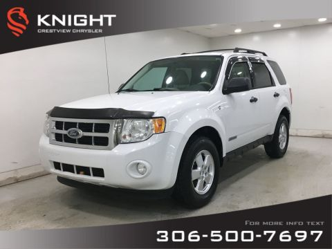 Pre-Owned 2008 Ford Escape XLT 4x4 V6