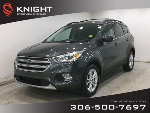 Certified Pre-Owned 2017 Ford Escape SE 4WD | Navigation