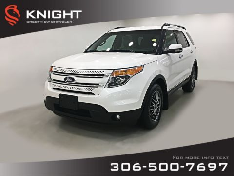 Certified Pre-Owned 2011 Ford Explorer Limited | Sunroof | Navigation