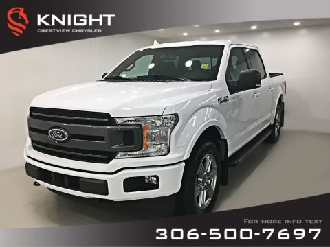 Certified Pre-Owned 2018 Ford F-150 XLT FX4 SuperCrew | Heated Seats | Sunroof | Navigation | *COMING SOON