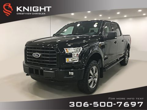 Certified Pre-Owned 2016 Ford F-150 XLT SuperCrew | Heated Seats | Remote Start