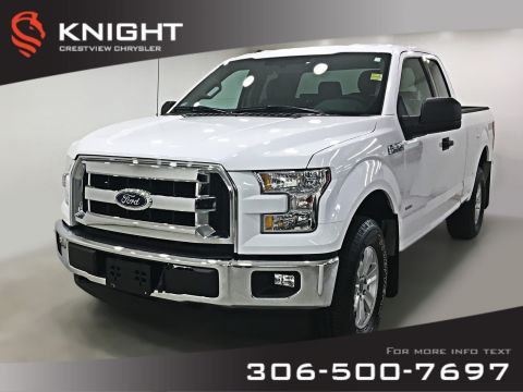 Certified Pre-Owned 2017 Ford F-150 XLT SuperCab