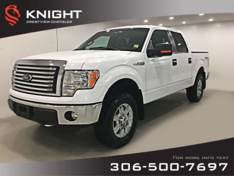 Certified Pre-Owned 2011 Ford F-150 XLT SuperCrew