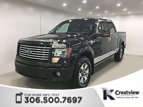 Pre-Owned 2010 Ford F-150 Harley-Davidson Supercrew | Leather | Sunroof