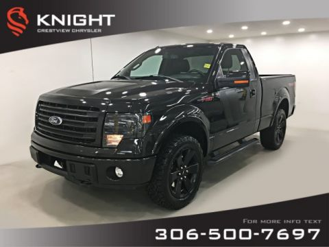 Pre-Owned 2014 Ford F-150 Tremor Reg Cab | Leather | *COMING SOON